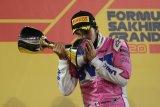 Sergio Perez klaim kemenangan F1 perdana yang sensasional di GP Sakhir