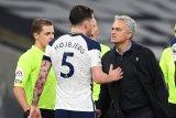 Pelatih Jose Mourinho puji Pierre-Emile Hojbjerg setelah kalahkan Arsenal