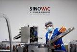 Vaksin tiba di Indonesia, Sinovac Life dapat dana pengembangan Rp7 triliun