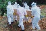 206 jenazah pasien COVID-19 dikuburkan di TPU Bungus Padang