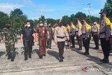 Kapolres ingatkan personel jadi contoh terapkan prokes saat Pilkada
