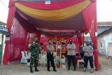 Persiapan TPS 001 Kelurahan Durian Payung pada Pilwakot Bandarlampung