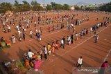 400 orang di India diserang penyakit yang belum diketahui