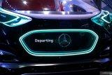 Mercedes-Benz sambut pemulihan ekonomi Asia, produksi mobil di China