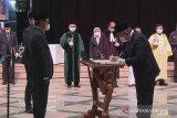 Sekjen Kemendikbud lantik Prof Herri sebagai Kepala LLDIKTI Wilayah X