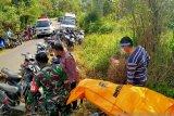 Jenazah perempuan yang ditemukan di Situjuah di autopsi ke RS Bhayangkara Padang