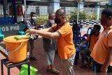 165 napi  mencoblos di Rutan Tanjungpinang
