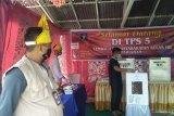TPS Lapas Pariaman berdekorasi khas Minang semarakkan Pilkada Sumbar
