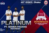 SIG sabet 10 Platinum dalam kontes internasional