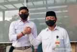 Paslon petahana Kabupaten Gowa Adnan-Kio bersyukur terpilih kembali
