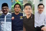 Hasil sementara perolehan suara tujuh selebritas pada  Pilkada 2020