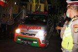 Pemimpin FPI: tak tahu yang membuntuti adalah mobil polisi