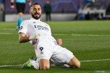 Real Madrid amankan tiket 16 besar usai tundukkan Gladbach