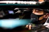 Russell redam spekulasi rencana kepindahan dini ke Mercedes