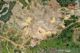 Walhi: 5.000 Ha hutan lindung Nagan Raya rusak akibat  tambang ilegal