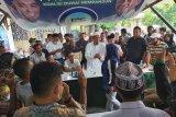 Paisal-Amris terima ucapan kemenangan dari Ketua Pemuda Minang Dumai
