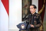 Presiden Jokowi minta penyelesaian masalah HAM masa lalu terus dilanjutkan