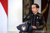 Presiden Jokowi: Efektifkan pengawasan internal kejaksaan