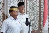 Zainal- Yansen  sampaikan ucapan terima kasih pada masyarakat atas doa dan dukungannya