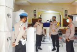 Kapolresta cek pergeseran logistik Pilkada Kalteng pasca pencoblosan