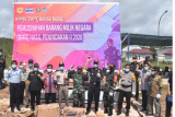 Bea Cukai Badau memusnahkan 1,7 juta rokok ilegal di batas RI-Malaysia