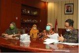 Wabup Bantaeng ikuti Rakornas TPAKD 2020 secara virtual