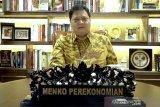 Presiden tunjuk Airlangga jadi Ketua Harian Dewan Nasional Keuangan Inklusif