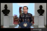 Presiden Jokowi minta Kejaksaan beri kemajuan konkret penuntasan masalah HAM