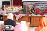 Dikbud Magelang sosialisasi wayang untuk bahan pendidikan karakter