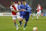 Langkah Feyenoord di Liga Europa terhenti di tangan Wolfsberger setelah kalah 0-1 di laga pemungkas
