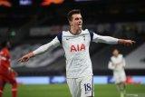 Tottenham kudeta puncak klasemen Grup J setelah lumat Royal Antwerp 2-0