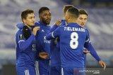 Leicester dan Braga tutup fase grup Liga Europa dengan kemenangan identik 2-0