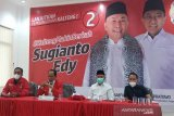 PDIP: Sugianto-Edy unggul 38.188 suara dari Ben-Ujang