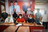 PDIP Kotim umumkan kemenangan Halikinnor-Irawati