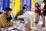 Tingkat partisipasi pilkada lima kabupaten  di Sumsel lampaui 80 persen