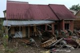 Kepala BNPB Tinjau Lokasi Banjir Medan