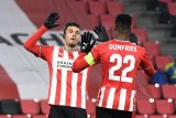 PSV kunci puncak Grup E Liga Europa setelah menang 4-0 atas AC Omonia