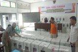 Rekapitulasi penghitungan suara tujuh kecamatan di Kapuas selesai dilaksanakan