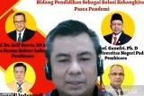 UNP umumkan pemenang lomba GNRM 2020 yang dikemas dalam webinar Nasional