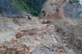 Jalan Padang - Bukittinggi melalui Malalak ditutup  akibat longsor