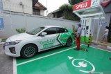 Luhut sebut Indonesia berpotensi besar jadi produsen kendaraan listrik