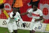 Liga Jerman-Silas kembali ukir dua gol saat Stuttgart taklukkan Dortmund