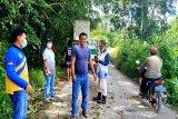 Bahu Jalan Kandui-Majangkan dibersihkan