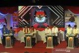 Pasangan Mahyeldi-Audy Joinaldy raih suara terbanyak di Pilgub Sumbar versi KPU