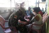 Lanal Melonguane Terus Peduli Terhadap Masyarakat di Pulau Miangas