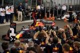 Max Verstappen juara Grand Prix Abu Dhabi