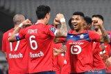 Liga Prancis: Lille dan Lyon gusur PSG dari pucuk klasemen