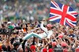 Hamilton anggap keputusan izinkan penonton untuk GP Inggris prematur