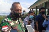 Jenazah Wakasad  Letjen Herman Asaribab dimakamkan di TMP Kusuma Trikora Waena
