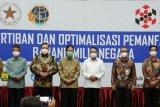 KPK bantu tertibkan empat aset negara senilai Rp548,2 triliun